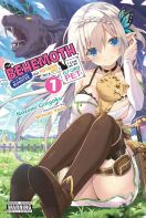 I'm a Behemoth, an S-Ranked Monster, but Mistaken for a Cat, I Live as an Elf Girl's Pet Volume 1 Cover