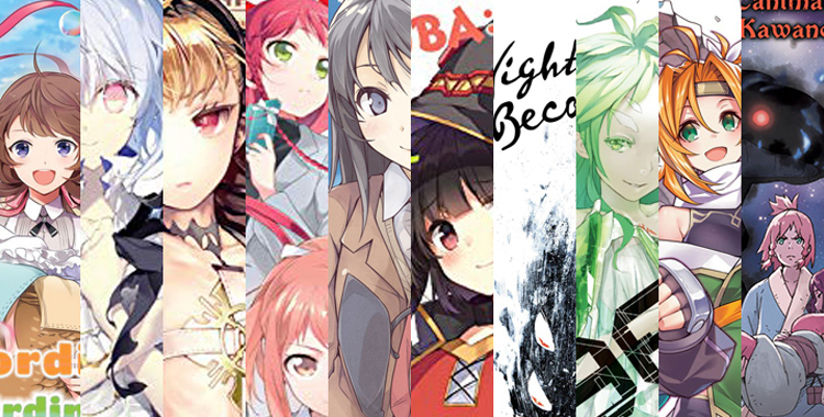 Light Novels Releasing This Week April 27-May 3, 2020