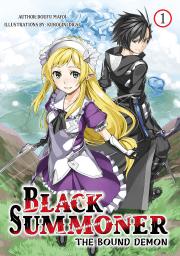 Black Summoner Cover