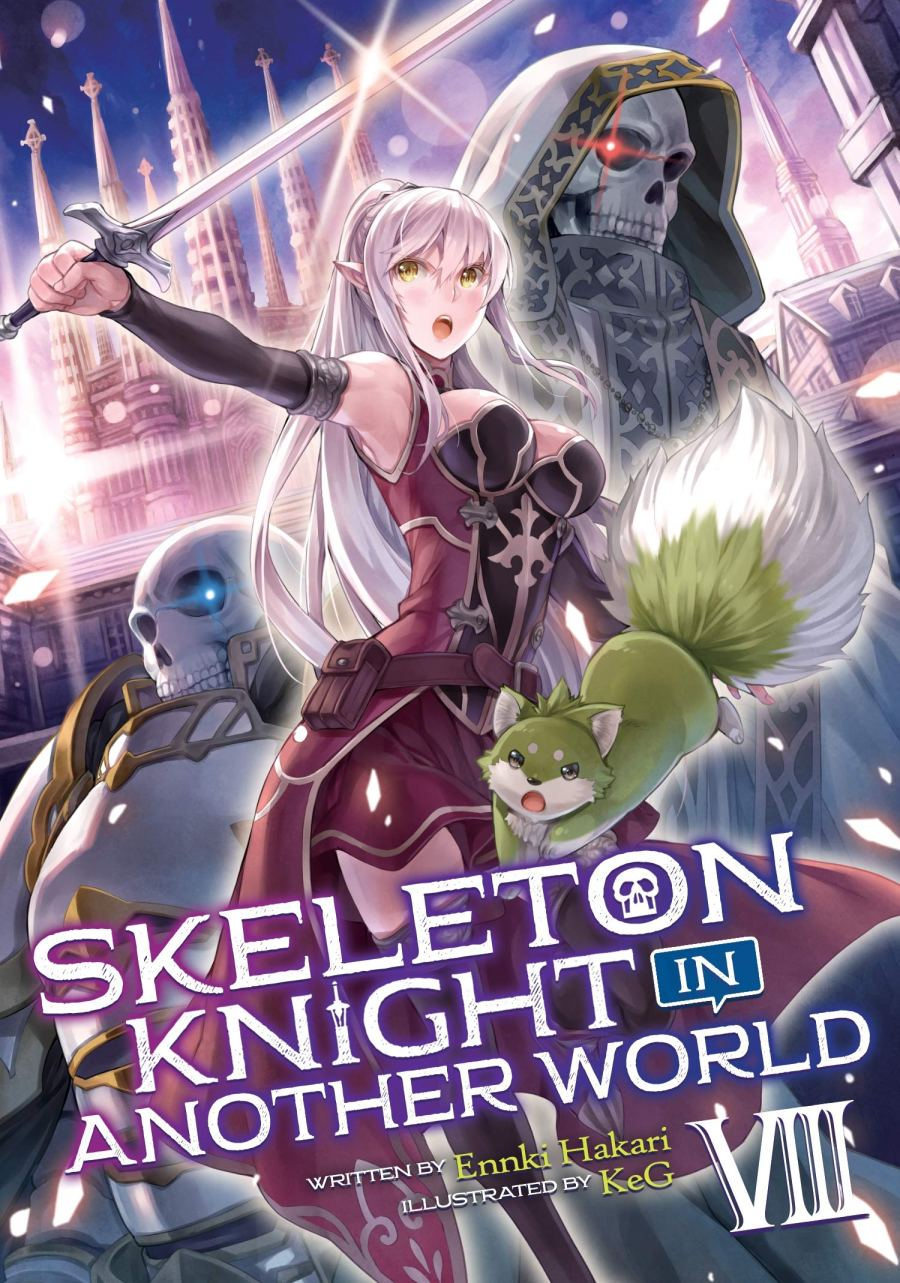 Skeleton Knight in Another World Volume 8