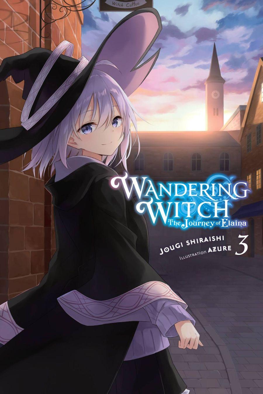 Wandering Witch: The Journey of Elaina Volume 3
