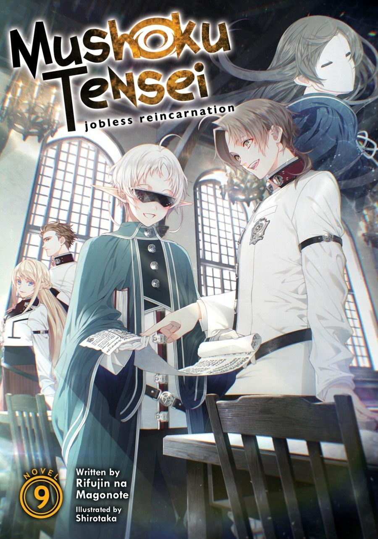 Mushoku Tensei: Jobless ReincarnationVolume 9