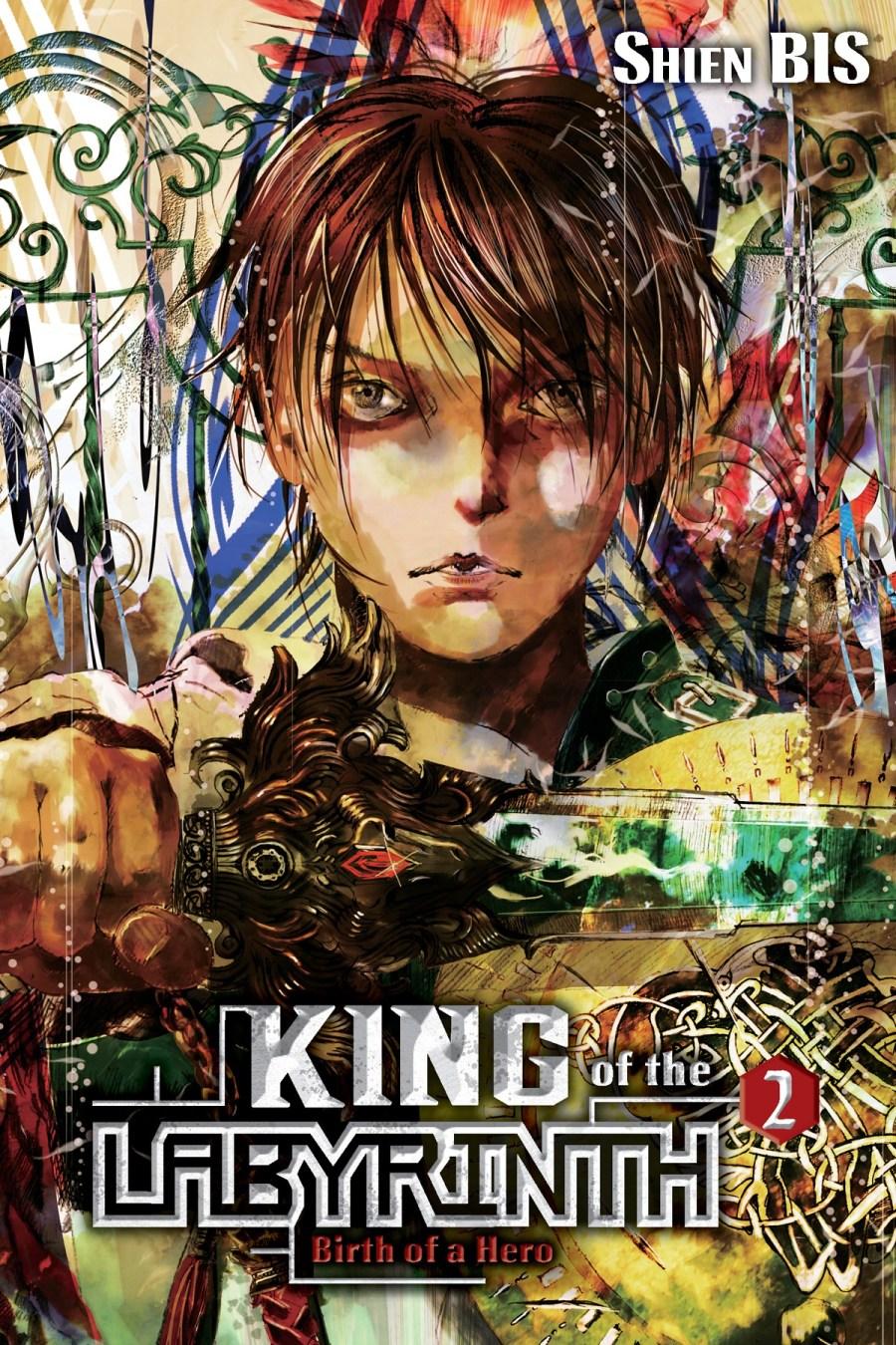 King of the LabyrinthVolume 2