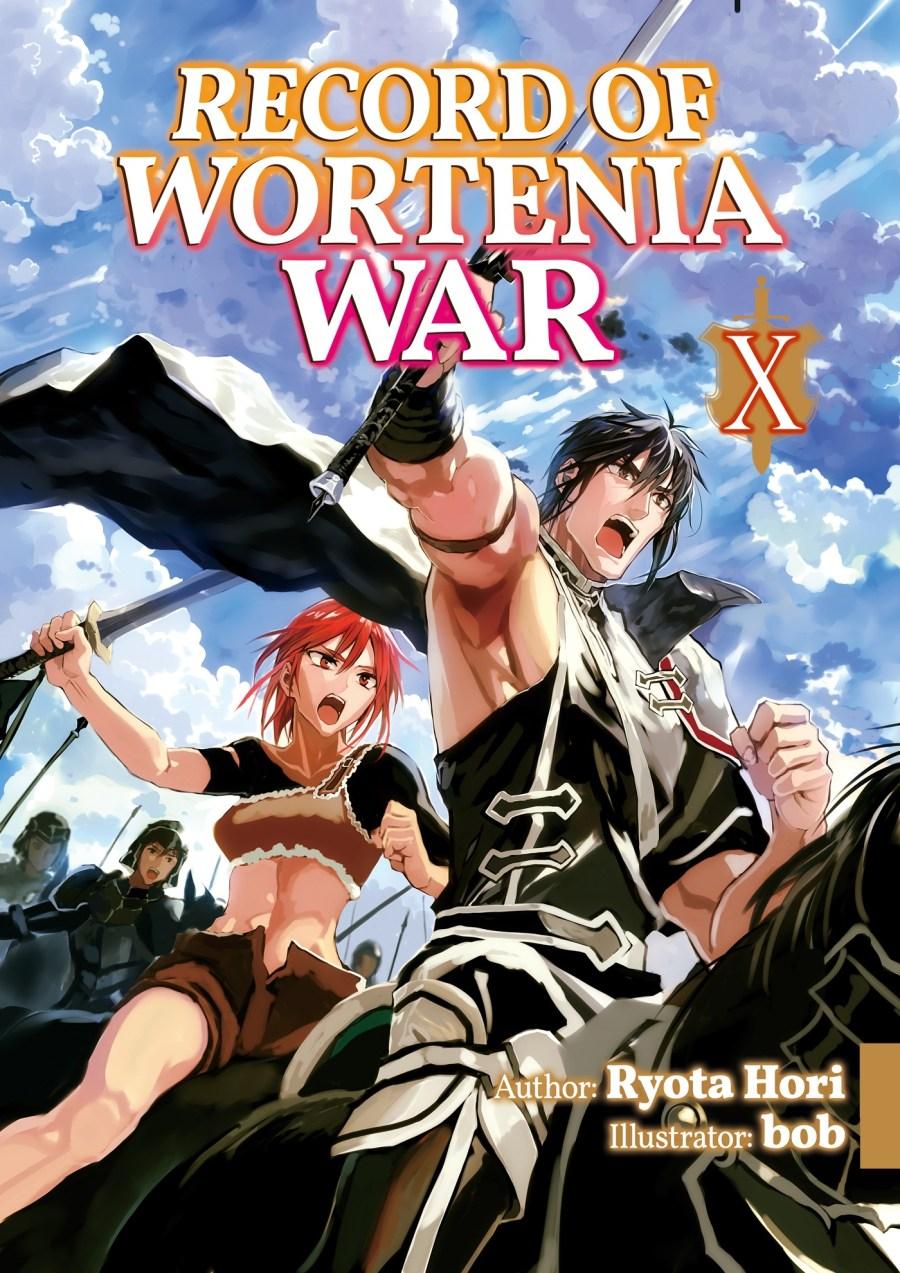 Record of Wortenia WarVolume 10