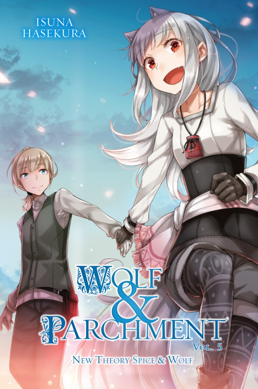 Wolf & Parchment: New Theory Spice & WolfVolume 5