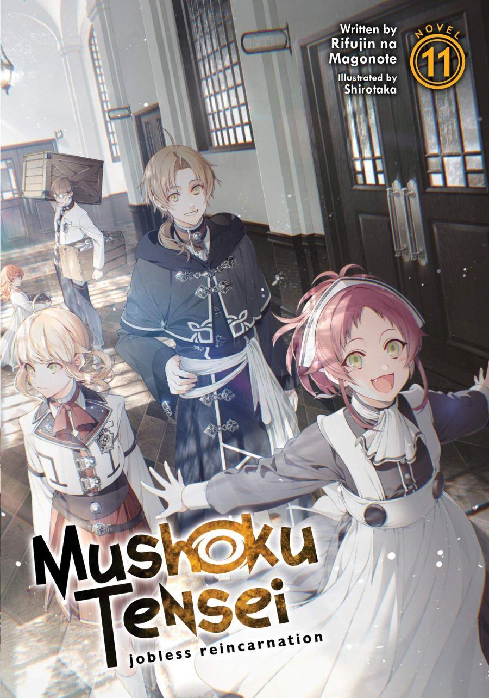 Mushoku Tensei: Jobless ReincarnationVolume 11