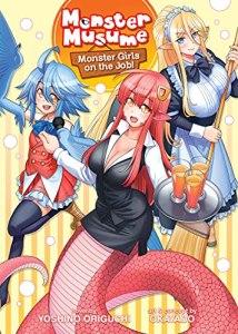 Monster Musume The Novel – Monster Girls on the Job!