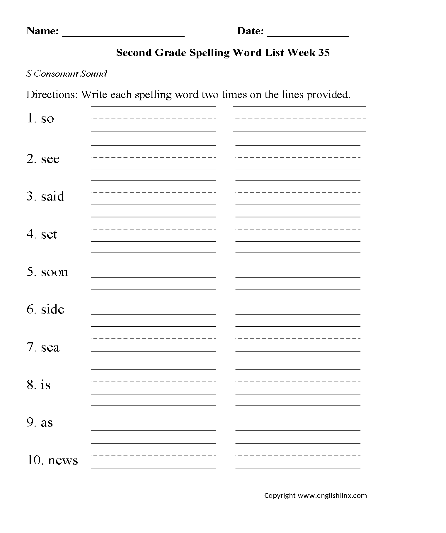 hight resolution of 12th Grade Spelling Words Worksheets   Printable Worksheets and Activities  for Teachers