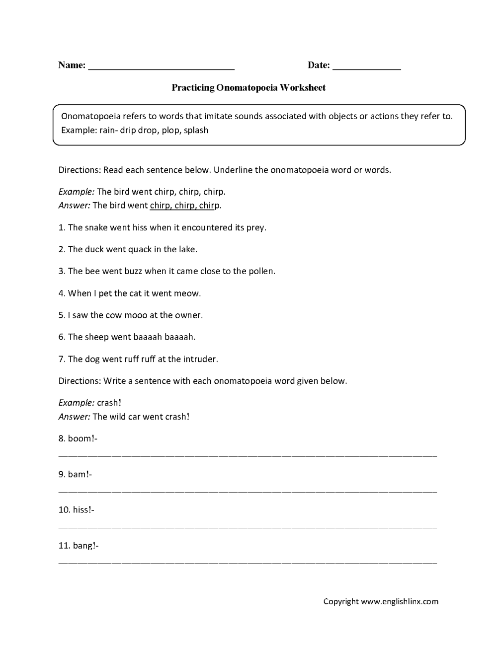 medium resolution of Content by Subject Worksheets   Figurative Language Worksheets