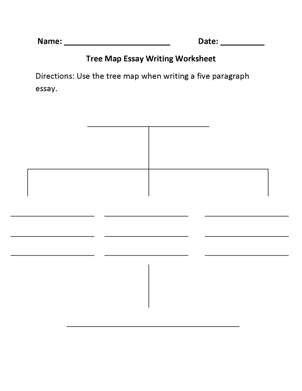 medium resolution of Writing Worksheets   Essay Writing Worksheets