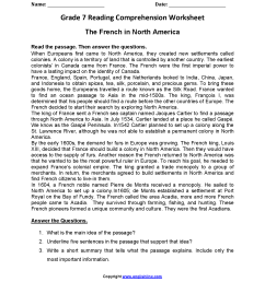 Get French Reading Practice For Grade 1 PNG · Worksheet Free For You [ 2200 x 1700 Pixel ]