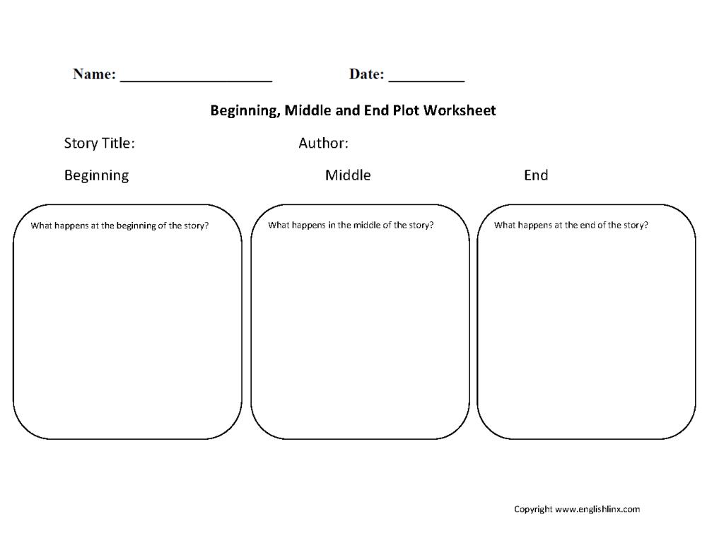 medium resolution of Reading Worksheets   Plot Worksheets