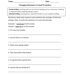 Word Usage Worksheets   Word Choice Worksheets [ 1650 x 1275 Pixel ]