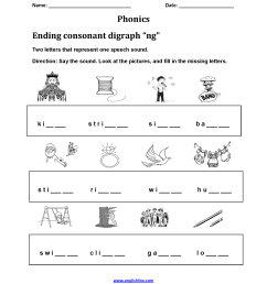 Englishlinx.com   Phonics Worksheets [ 2339 x 1654 Pixel ]