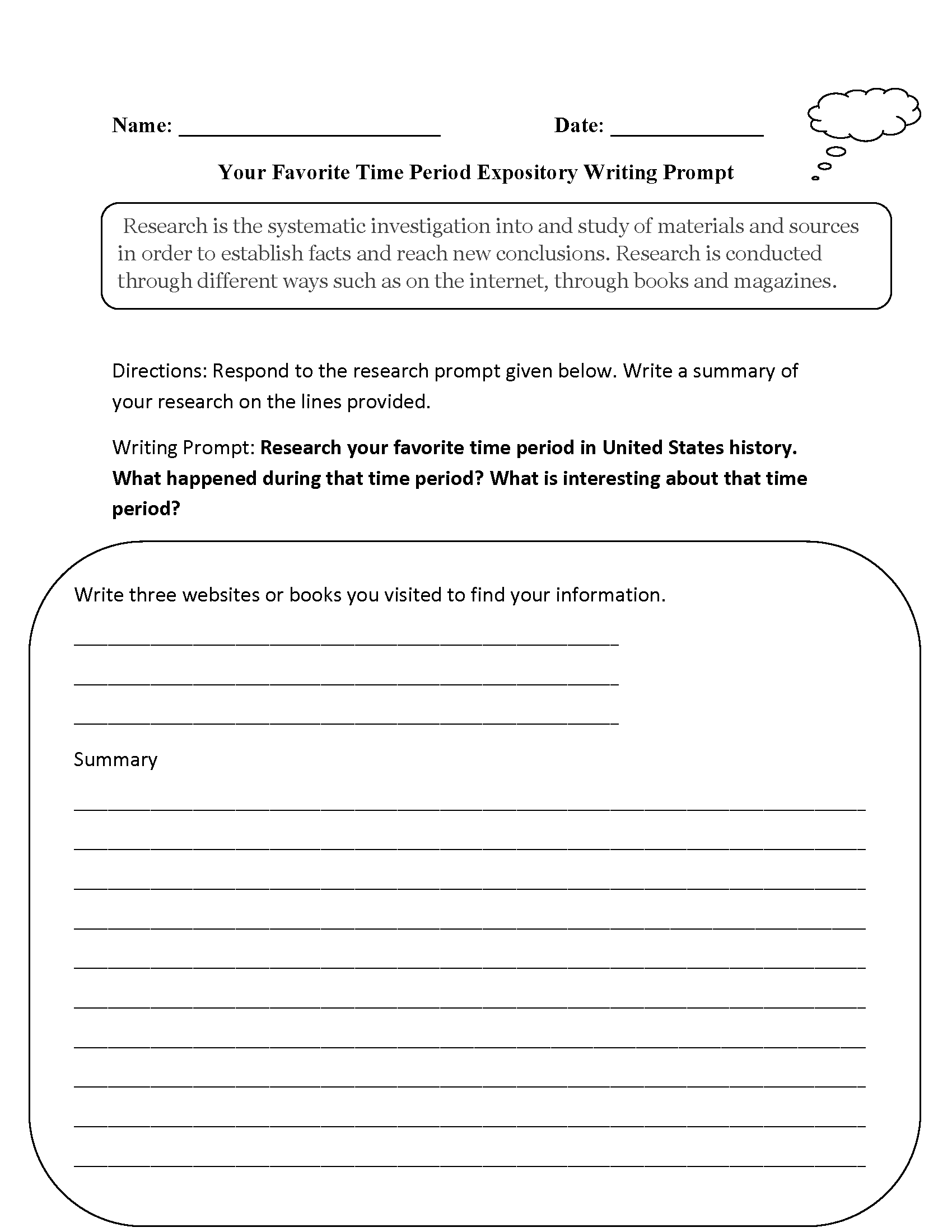 Informative Writing Samples 5th Grade Expository For 4th