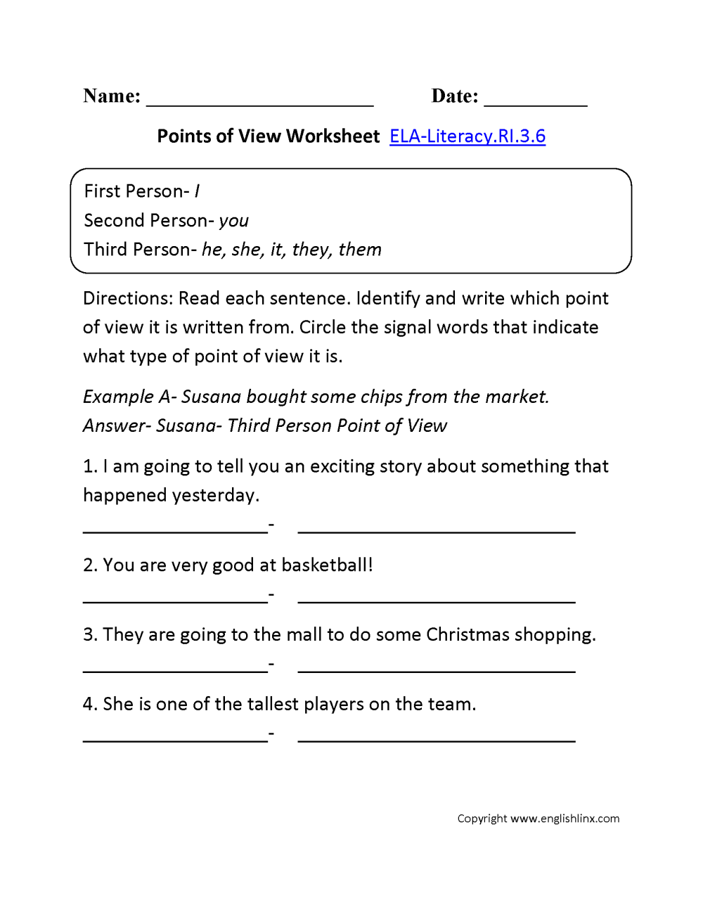 medium resolution of 3rd Grade Common Core   Reading Informational Text Worksheets