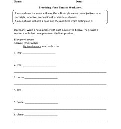 Finding Prepositions Worksheet   Printable Worksheets and Activities for  Teachers [ 1662 x 1275 Pixel ]