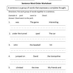 Diagramming Compound Sentences Worksheets 2005 Honda Civic Fuse Diagram Grammar | Sentence Structure