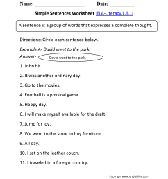 3rd Grade Common Core   Language Worksheets [ 2200 x 1700 Pixel ]