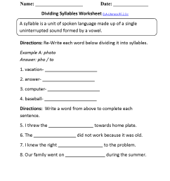 Short Vowel Worksheets For Second Grade   Printable Worksheets and  Activities for Teachers [ 2200 x 1700 Pixel ]
