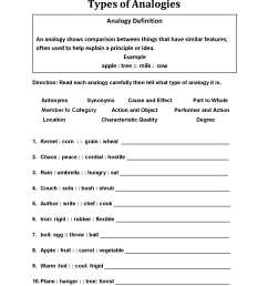 Ang Worksheet   Printable Worksheets and Activities for Teachers [ 2339 x 1654 Pixel ]