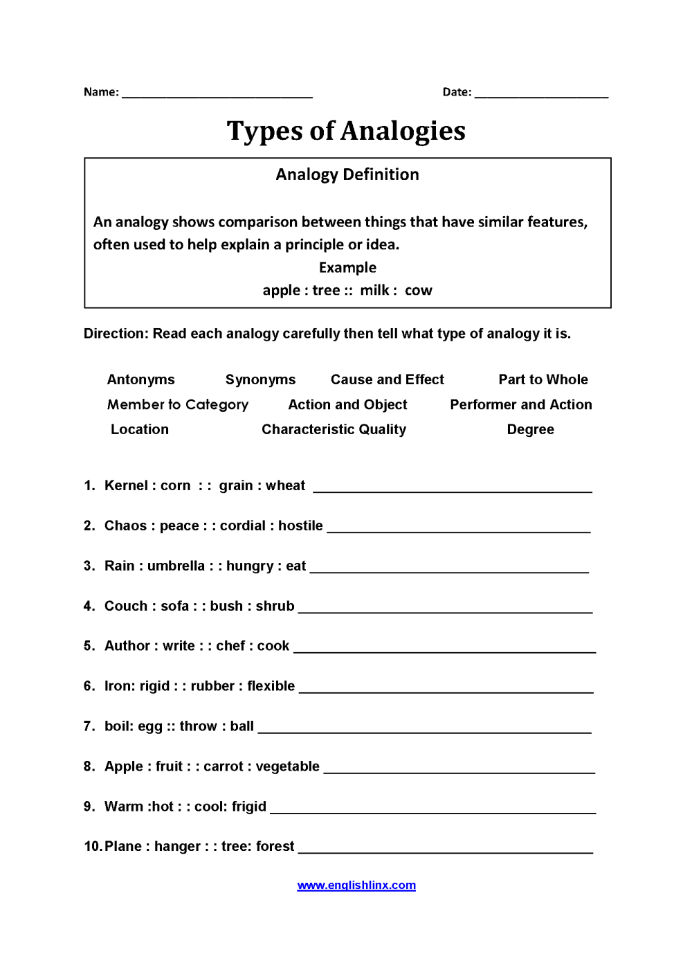 medium resolution of Ang Worksheet   Printable Worksheets and Activities for Teachers