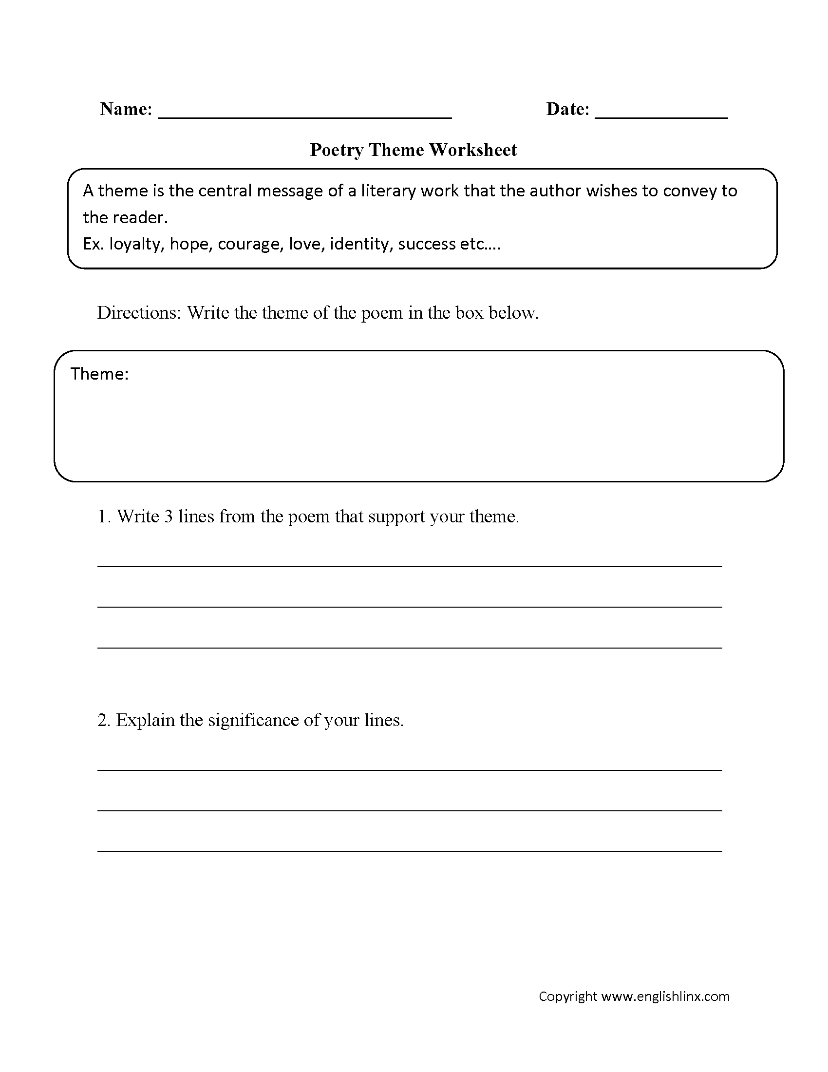 Worksheet Theme Worksheets Worksheet Fun Worksheet Study