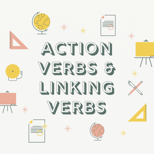 small resolution of Learning about Action verbs and Linking verbs   English Live Blog