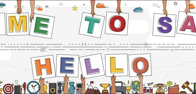 英文 Hello 的26種說法,你會幾種呢