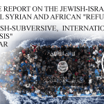 The Artificial Syrian Refugee Crisis