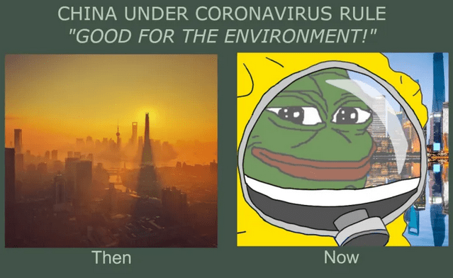 Coronavirus Good for the Environment