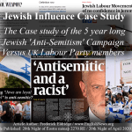 Case Study: Jewish Influence In the Labour Party