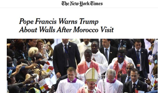 Negro-loving-Pope