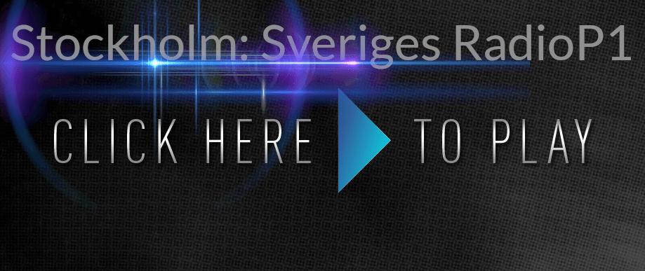 Stockholm Sveriges Radio P1