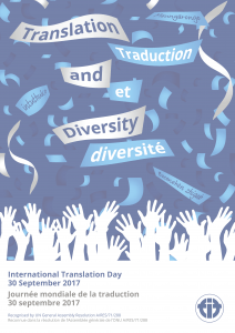 e-r translation and diversity ITD 2017