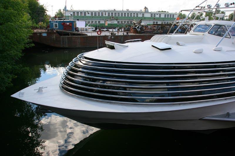 Russian luxury boat 1