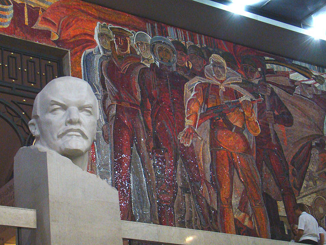 Museum of KGB in Russia 59