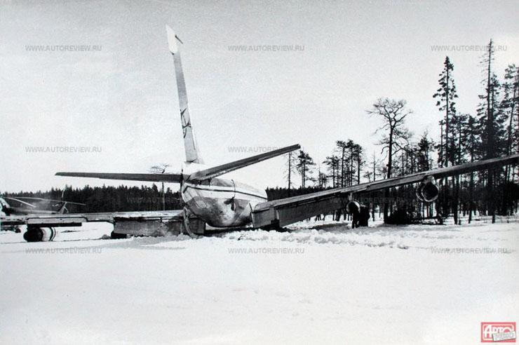 Korean plane in Russia 9