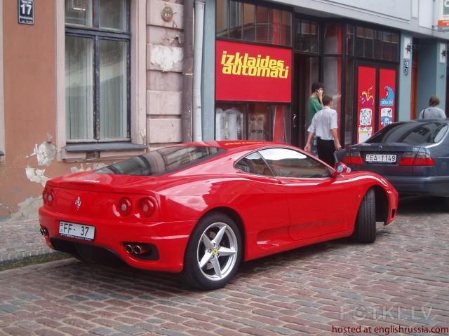 Läti auto