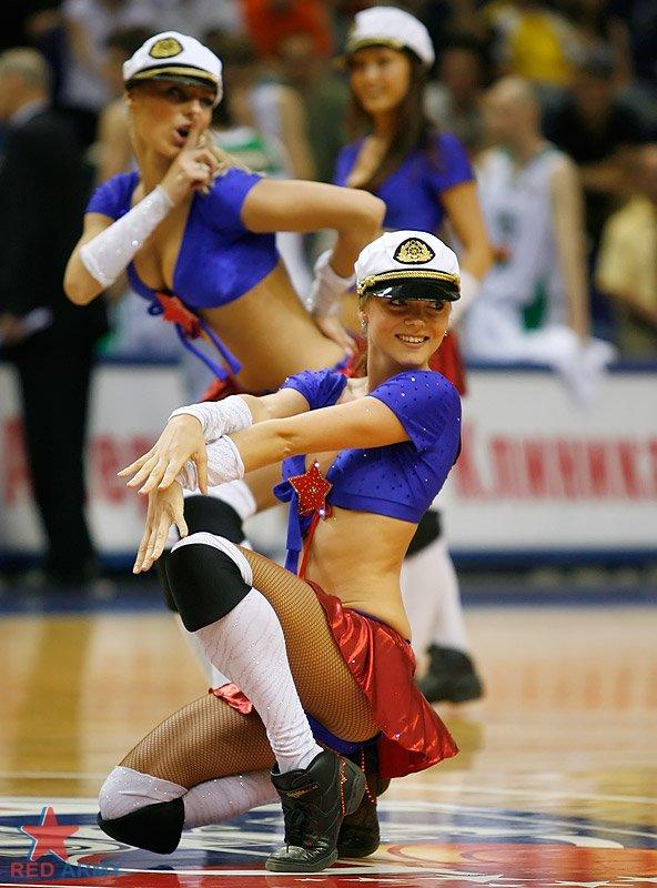 Russian cheerleaders 12