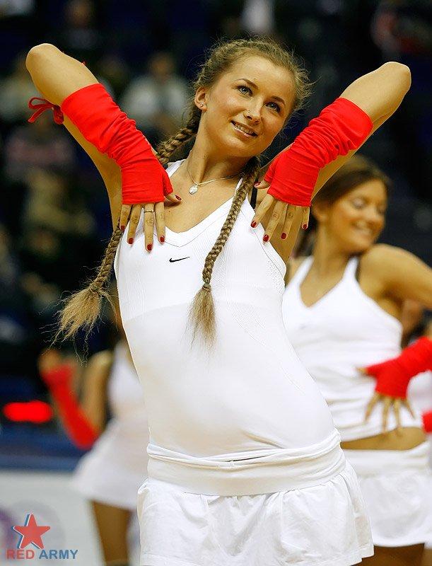 Russian cheerleaders 16