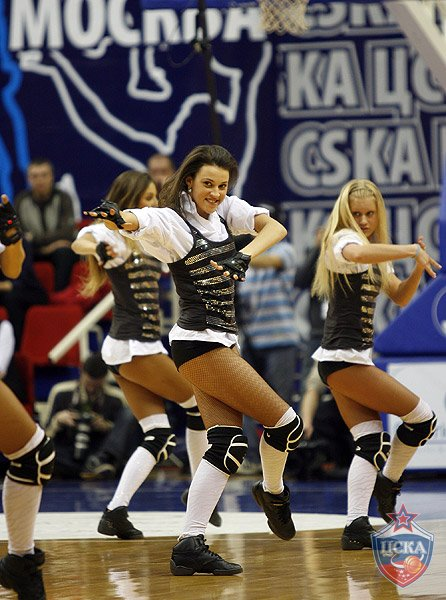 Russian cheerleaders 21