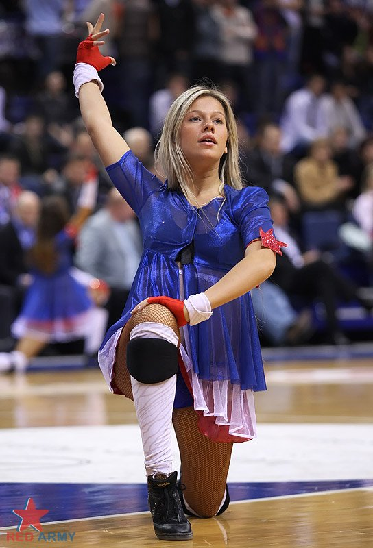 Russian cheerleaders 5