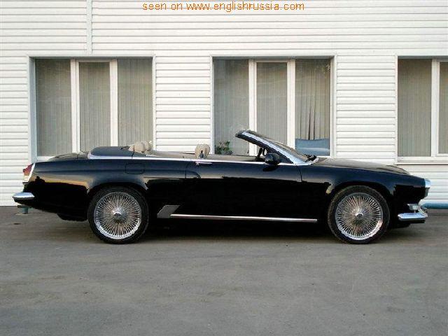Volga M6 Cabrio
