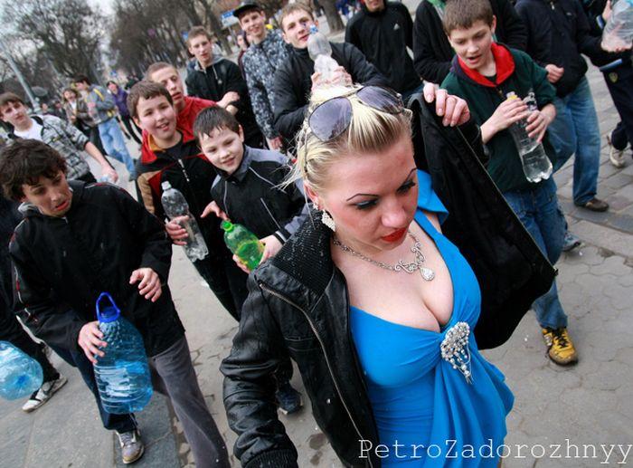 molesting russian pranksters from Ukraine 1