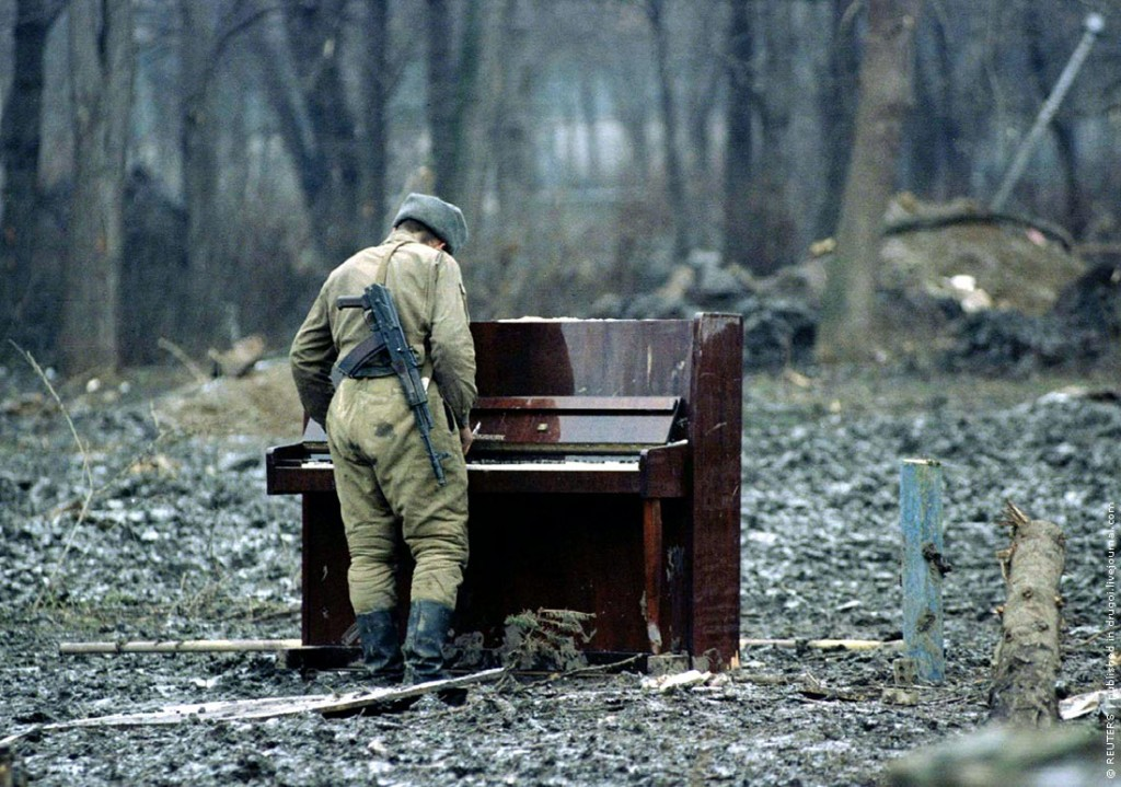 A Moment for Music at War