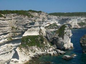 Cliffs of Bonifacio Corsica