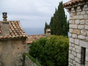 French house on the hills French Riviera