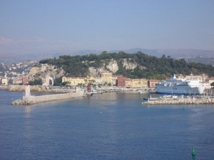 Port of Nice, French Riviera