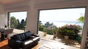 NICE French Riviera Sea View 3 bedroom apartment